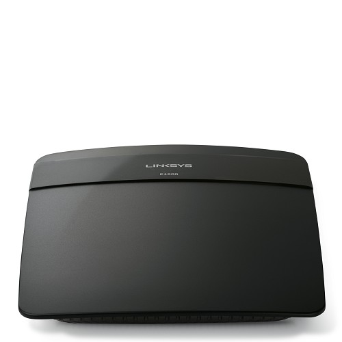 LINKSYS E1200 N300 Wi-Fi Router [E1200-AP] - Router Consumer Wireless